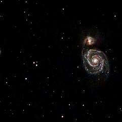 NGC5194 (M51) - Galaxie du Tourbillon