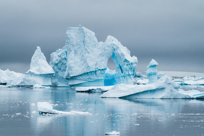 Île Pleneau, Antarctique