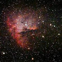 NGC281 - Nébuleuse Pacman
