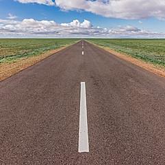 Route d'Oulan-Bator