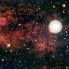 IC1318 - Nébuleuse du Papillon