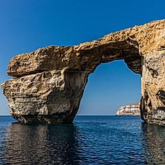 Fenêtre d'Azur, Malte