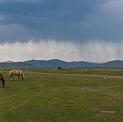 Vallée d'Orkhon, Khangaï