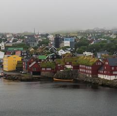 Tórshavn, île de Streymoy