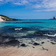 Baie de Sullivan, Santiago, Galapagos