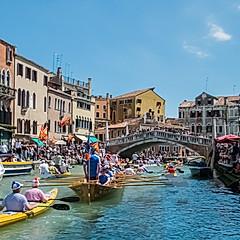 Vogalonga, Venise