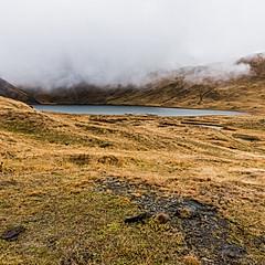 Lac de Verney, Petit-Saint-Bernard, val d'Aoste