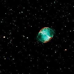 NGC6853 (M27) - Nébuleuse de l'Haltère
