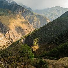 Gorges du Saut du Tigre, Yunnan