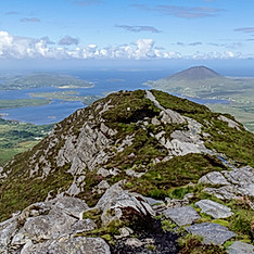 Tully Mountain, Connemara