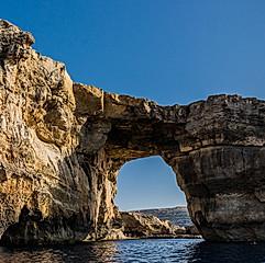 Fenêtre d'Azur, Dwejra, Gozo