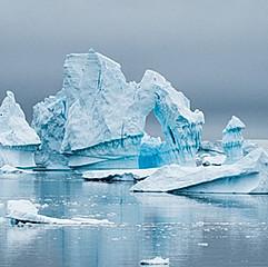 Iceberg Alley (Pleneau Island), Antarctique