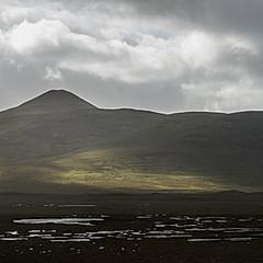Loch an Ruathair, Achentoul