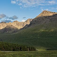 The Cuillin, Glen Brittle, île de Skye