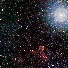 IC63 - Le fantôme de Cassiopée
