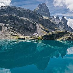 Randonnée des 5 lacs, Pizol