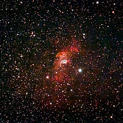 NGC7635 - Nébuleuse de la Bulle
