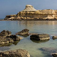 Qolla l-Bajda, Marsalforn, Gozo