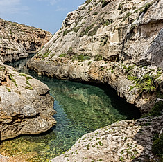 Wied L-Ghasri, Gozo