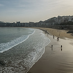 Bahia de la Concha,Donostia / San Sebastián
