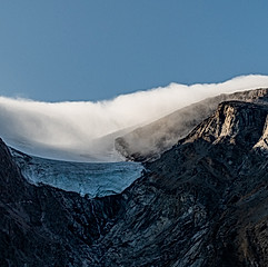 North Arm fjord, Canada