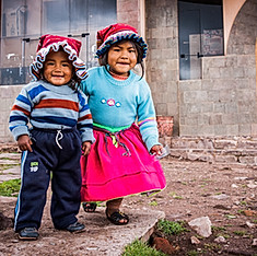 Île de Taquile, Lac Titicaca,