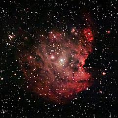 NGC2174 - Nébuleuse de la Tête de Singe