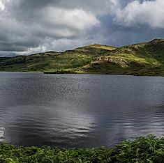 Loch Carnain an Amais, île de Mull