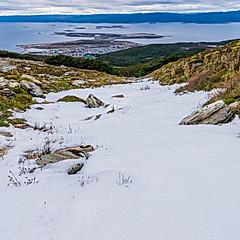 Glacier Martial, Ushuaïa et Canal Beagle