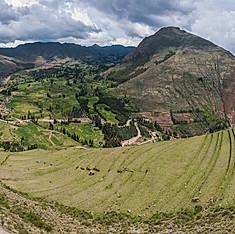 Písac, Vallée Sacrée