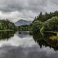 Lochan, Glencoe