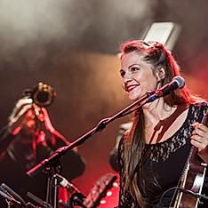 Heidi Happy avec Stephan Eicher
