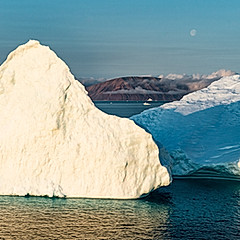 Fjord de Bowdoin, Groenland