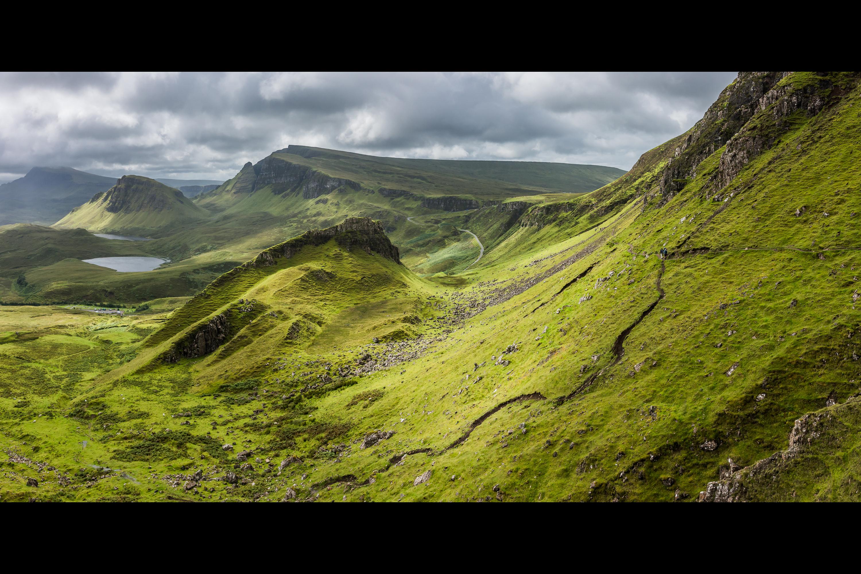 Quiraing, Écosse