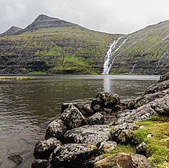 Saksun, île de Streymoy