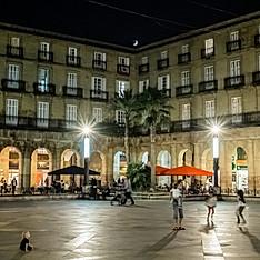 Plaza de la Constitución, Bilbao