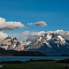 Cuernos del Paine, Patagonie