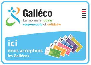 Chez Culture Vrac, vous pourrez payer vos achats avec le Galleco