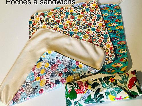 Poche à sandwich