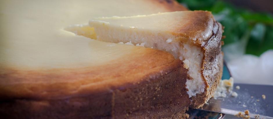 Le Cheesecake de Nolwenn