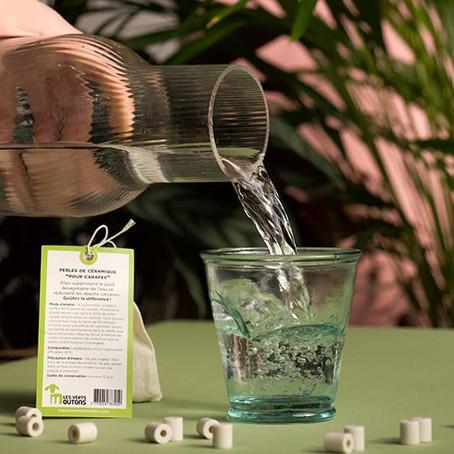 Perles en céramiques, outil 100% écologique pour assainir l'eau de votre maison