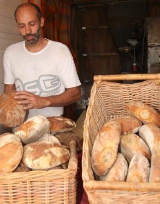 Chez Culture Vrac, retrouvez le délicieux pain de la ferme du Meunier