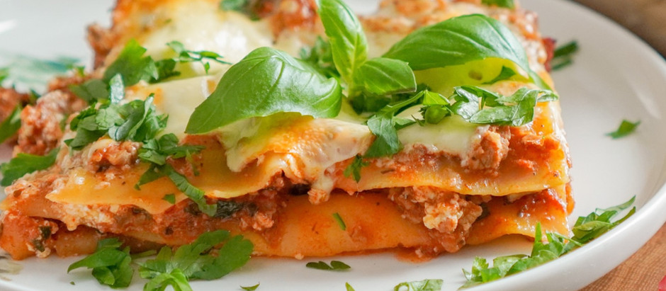 Les lasagnes végan