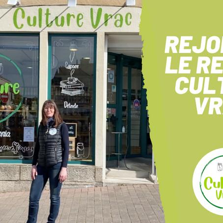 Culture Vrac lance sa licence de marque