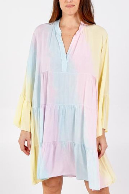 Tye Dye smock dress