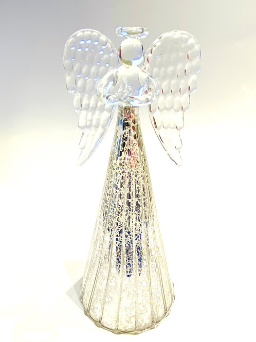 Christmas Angel in Silver