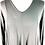 Thumbnail: V-Neck free flow dress