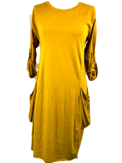 Sloppy Joe long tee-shirt dress