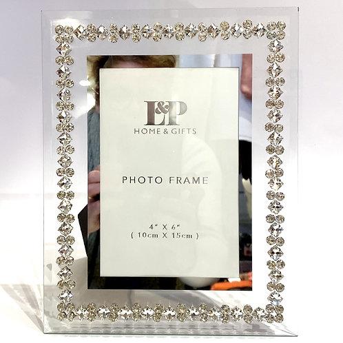 L&P. sparkley frame