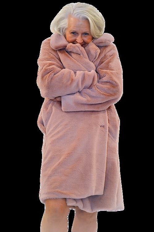 Utter Luxury Faux Fur Coat